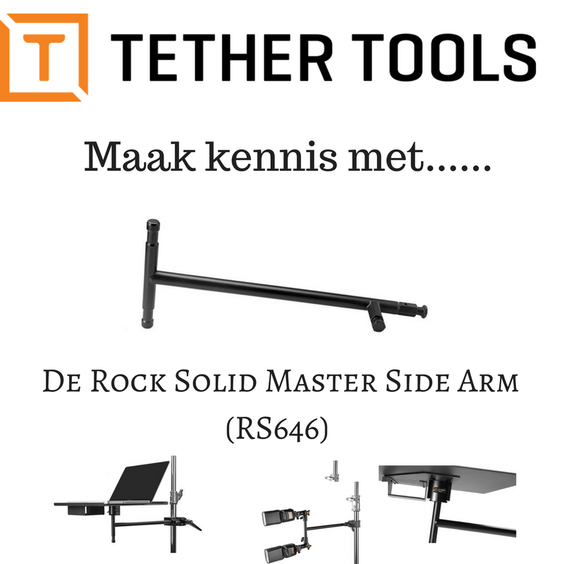 Rock Solid Master Side Arm